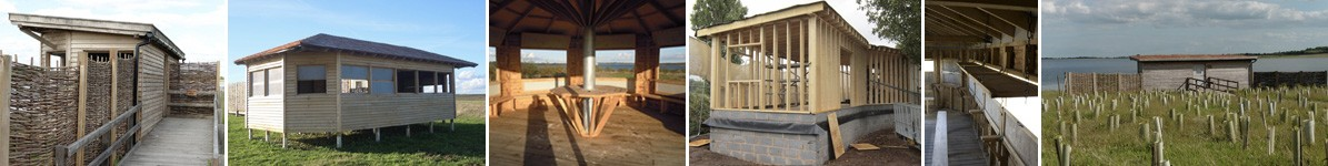 Bird hides and blinds by the wild deck company 1