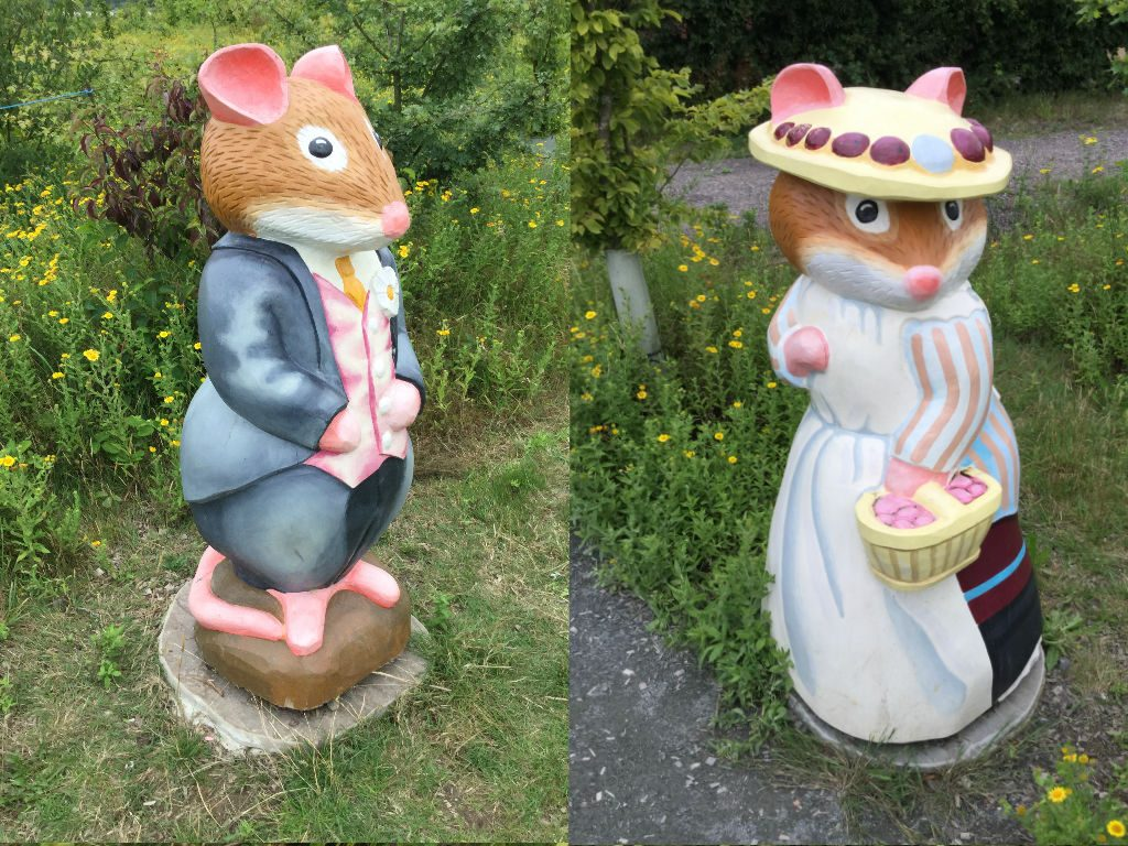 Brambly hedge sculptures featured image