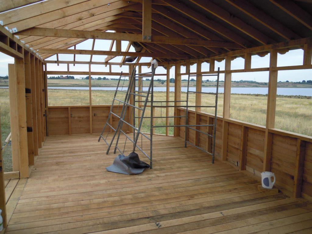 construction-interior-island-bird-hide-at-abberton-reservoir-for-essex-wildlife-trust