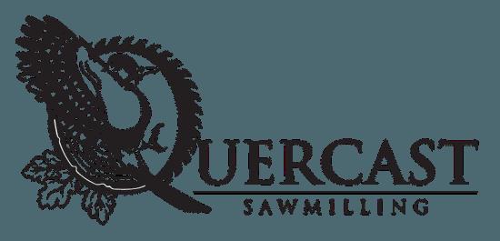 quercast sawmilling logo