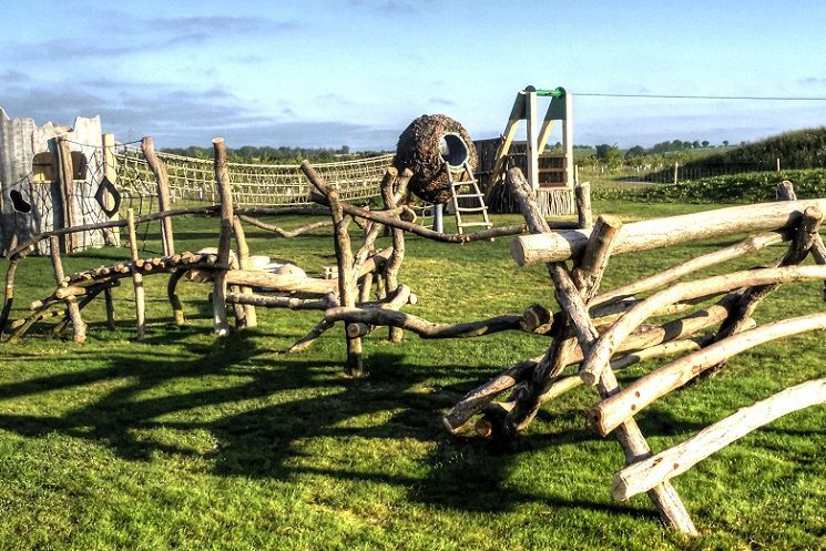 Abberton Rustic Play Area