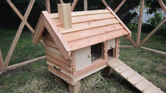 wooden rabbit hutch pergola